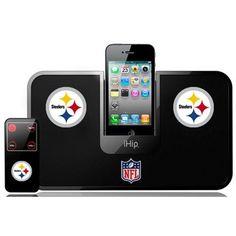 Pittsburgh Steelers Elegant iDock Speaker -