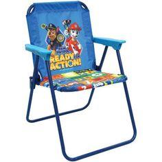 Paw Patrol Fold N' Go Chair, Multicolor