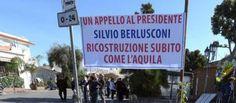 Ischia terremotati rivolgono appello a Berlusconi: Ricostruzione subito