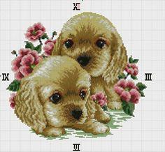 Para todas vocês que assim como eu gostam muito de animais, trago hoje estes dois lindos relógios.   Ótimo fim de semana, beijos!!!       ...
