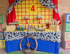 Ruby & Will's Toy story Party - Toy Story / Cowboy & Cowgirl