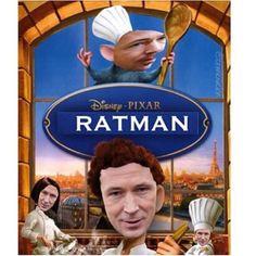 Ratman The Maze Runner