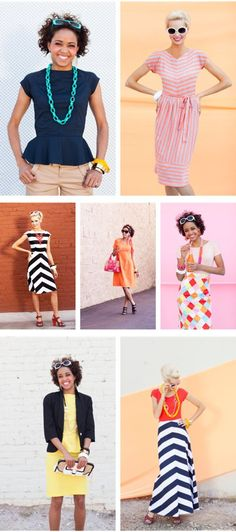 COLOR POP :: Add some pep to your palette. *Love these