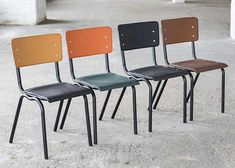 Small Furniture, Contemporary Furniture, Diy Furniture, Furniture Design, Home Interior Design, Interior Styling, Vynil, School Chairs, School Desks