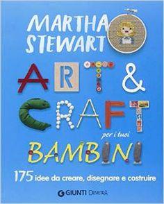 copertina di Art & craft per i tuoi bambini