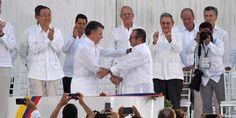 #Colombia: ¿Qué se firmó en Cartagena de Indias?