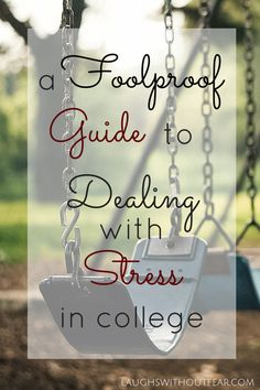 I would usually say I deal with stress pretty well, but yesterday it hit me like I had just run into a brick wall. I think stress had slowly been creeping up on me,… View Full Post