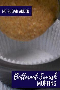 Diabetic Recipes, Low Carb Recipes, Cooking Recipes, Butternut Squash Muffins, Diabetes, Cupcake Cakes, Cupcakes, Muffin Tin Recipes, Breakfast Muffins