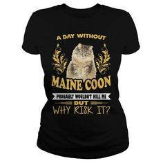 Maine Coon Lovers T-Shirts, Hoodies ==►► Click Order This Shirt NOW!