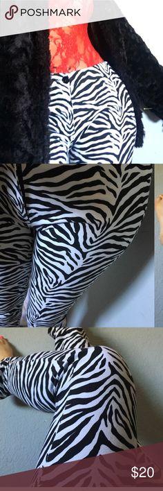 Soft zebra pants! Marc Bolan approved👌🏾 #zebra #rocknroll #70s #glam #pants Jeans Skinny