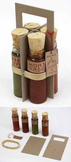 18 крутых идей упаковки из бумаги и картона - Ярмарка Мастеров - ручная работа, handmade