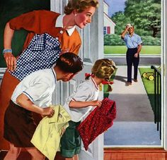 1950s life
