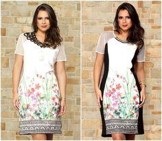 Rosas Confecções: Os vestidos são capazes de deixar qualquer mulher ...