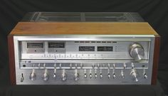The tone monster the 1978 pioneer SX-1980 @ 270 watts per channel.the best of the best at the time. It cost $ 1,295.00