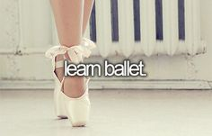 """Who tied these pointe shoes?!?!  Obviously NOT someone who has """"learned ballet""""!!!"""