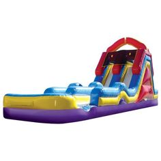 Bounce Buy offers wide selection of commercial water slides, inflatable waterslides, slip n slides, big water slides with pool and inflatable slides ready to ship for immediate rental income. Commercial Water Slides, Big Water Slides, Lake Party, Beach Party, House Slide, Slip N Slide, Inflatable Slide, Family Fun Night, Water House