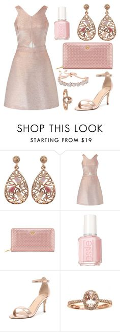 """""""Untitled #352"""" by natalisher ❤ liked on Polyvore featuring Luxiro, Miss Selfridge, Tory Burch, Verali and Anika and August"""