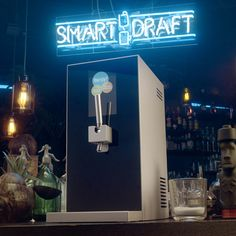 #SMARTDRAFT: Free beer for your smartphone battery-power. Imagine: a smartphone technology that reconnects us all in a completely new way! We would have an idea: SMART DRAFT. Would you try it out?25hours Hotels