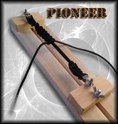 Pioneer Paracord JIG  bracelet  key chain  lanyards by PARAJIGJOE, $22.99