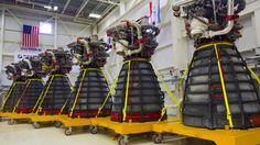 "Hm, these ""space shuttle engines"" at NASA look suspiciously like Daleks.    #Doctor_Who #doctor #dalek #NASA #space"