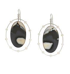 Garnazelle boucles d'oreilles Athenasse