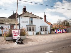 The Anchor, Morston - Delicious locally sourced food and dog friendly!