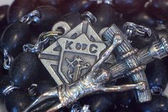 Knights of Columbus Rosary by Wigwam Jones, via Flickr