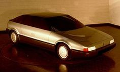 The Marco Polo was meant to be an evolution of the Lamborghini Espada, but it never even reached the stage of being built in metal. The car shown here is in fact a 1:1 wooden model. The Marco Polo was presented on December 3, 1982 and appeared on the 1982 Bologna Motor Show. lambocars.com/prototypes/italdesign_marco_polo.html