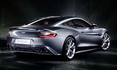 Aston Martin | Aston Martin Vanquish tem todos os detalhes revelados: Veja a galeria ...