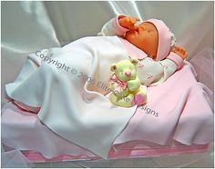 Baby Cake Ideas | Baby cakes designs - Birthday Cakes