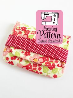 Card Wallets PDF Sewing Pattern