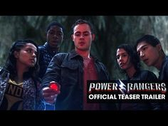 Alternate Review | The Latest News and Reviews on What Matters Most to Geeks in Entertainment. 'Power Rangers' Official TeaserTrailer