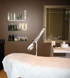 Esthetic+Room+Design | the relaxing Esthetics services room. | Yelp