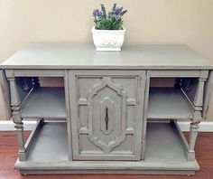 Gray Painted Furniture on Pinterest