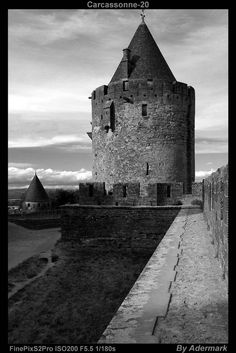 Carcassonne ,by Aderstudio