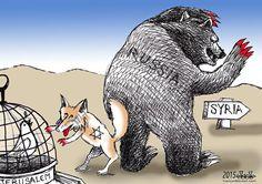 THE FOX & THE BEAR
