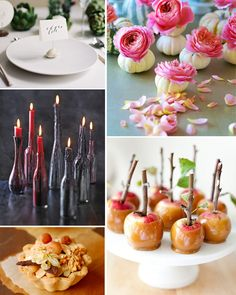 we love Inspiration: Herbstparty
