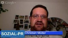 "Herr Müller im Interview zum Thema ""Anforderungen an Social Media Berater"". Interview, Youtube Kanal, Coach, Marketing, Social Media, Actor, Psychics, Social Networks, Social Media Tips"