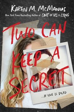 Two can keep a secret by Karen M. (New York : Delacorte Press, While true-crime afficionado Ellery and her twin brother are staying with their grandmother in a Vermont community known for murder, a new friend goes missing and Ellery may be next. Ya Books, Good Books, Books To Read, True Crime, Reading Lists, Book Lists, Book Quotes Love, Young Adult Fiction, Young Adult Books