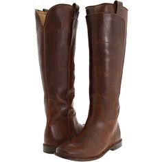 134dbfde427a Frye -- Paige Tall Riding Boots -- Cognac Calf Shine -- Size 11