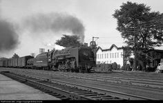 RailPictures.Net Photo: NYC 3035 New York Central Steam 4-8-2 at Oneida, New York by Bob Krone