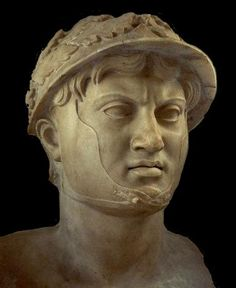 "Pyrrhus of Epirus. Museo Archeologico Nazionale (Naples) Pyrrhus (319/318 BC–272 BC) was a Greek general of the Hellenistic era. He was king of the Molossians,of the royal Aeacid house, and later king of Epirus and Macedon. He was one of the strongest opponents of early Rome. Some of his battles, though successful, cost him heavy losses, from which the term ""Pyrrhic victory"" was coined. He is the subject of one of Plutarch's Parallel Lives."
