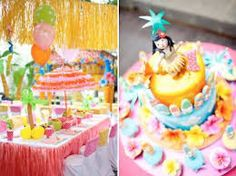 Image result for summer birthday party themes