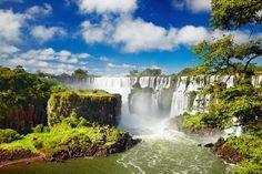 Epic Iguazu Falls pic.twitter.com/ohl0f1qJKF