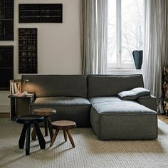 Fancy - MyWorld Sofa by Philippe-Starck