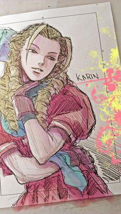 Motoki Yoshihara-Karin.