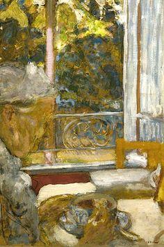 Édouard Vuillard 1868 - 1940 Madame Vuillard Au Petit-Déjeuner À La Toquade Pierre Bonnard, Edouard Vuillard, Manet, Impressionist Artists, Post Impressionism, Renoir, Art Plastique, Art Day, Painting & Drawing