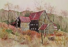 Sherri Crabtree   WATERCOLOR