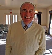 Leader of the National Party of Australia, the Hon Warren Truss MP, in 2009.