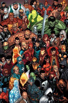#Marvel #Fan #Art. (Civil War Files Vol.1 #1 Cover) By: Steve McNiven. (THE * 5 * STÅR * ÅWARD * OF * MAJOR ÅWESOMENESS!!!™) ÅÅÅ+
